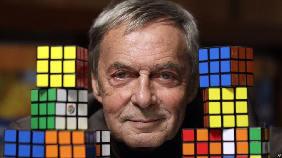 Rubik Ernő a szabadulószobákról