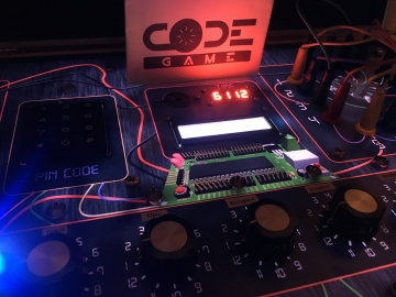 Code Game Investigation - A Bomba