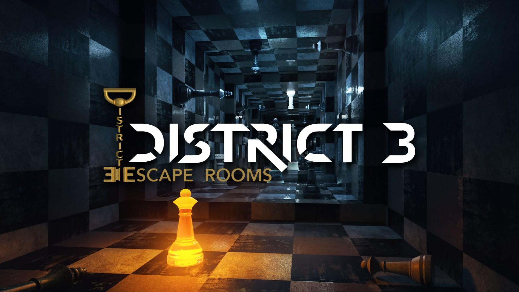 District 3 Nyereményjáték